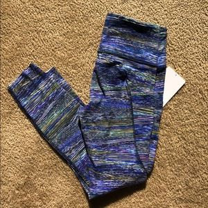 NWT Lululemon Fast & Free 7/8 Tight Nulux sz 6
